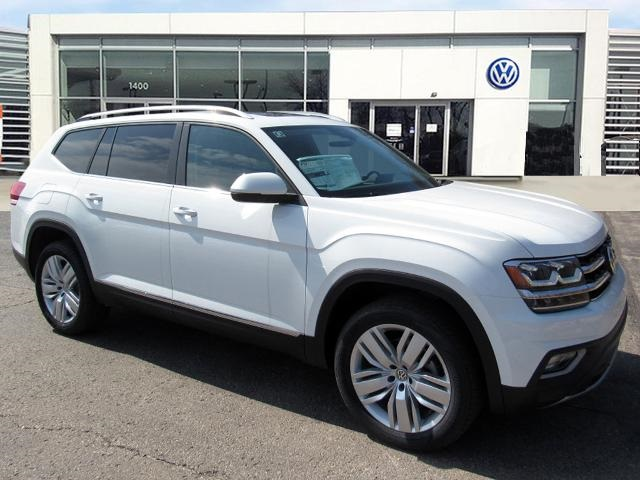 New 2020 Volkswagen Atlas SEL