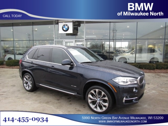 Certified Pre Owned 2018 Bmw X5 Xdrive35i 4d Sport Utility In
