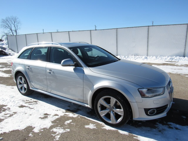 Pre-Owned 2013 Audi allroad 2.0T Premium Plus