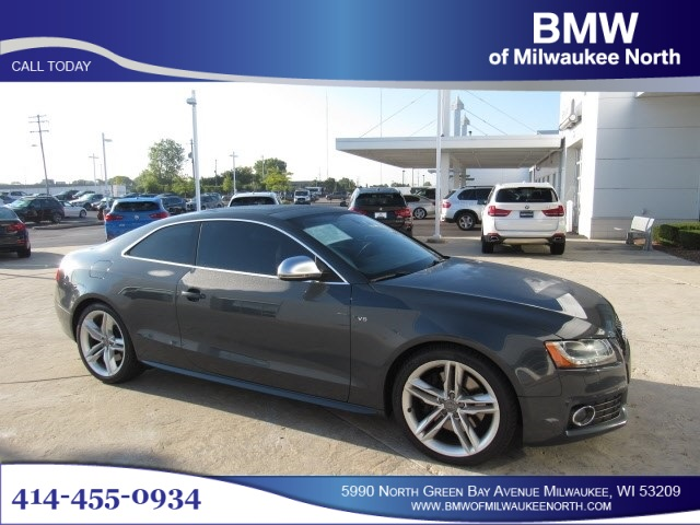 PreOwned Audi S D Coupe In Glendale JBA - Audi milwaukee