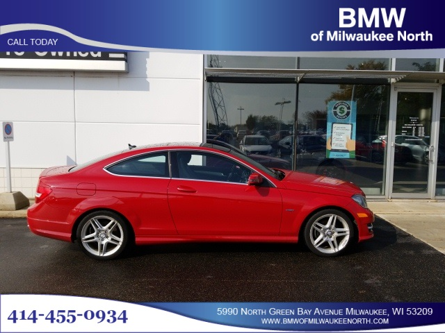 Pre Owned 2012 Mercedes Benz C Class C 250