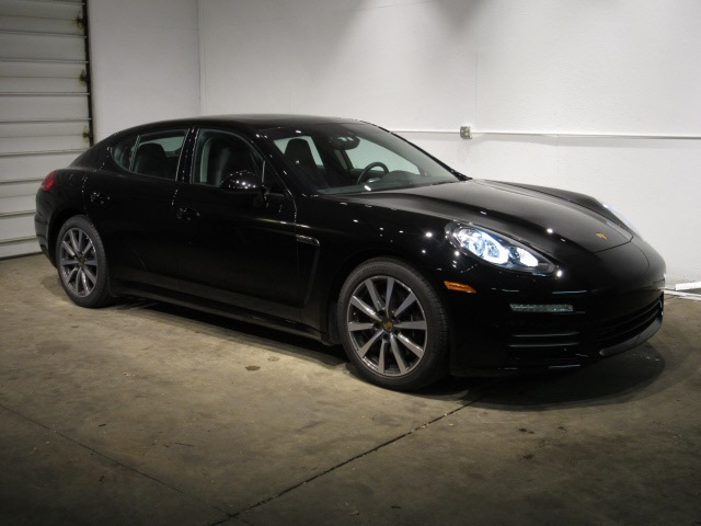 Porsche Certified Pre Owned >> Certified Pre Owned 2016 Porsche Panamera 4 Edition