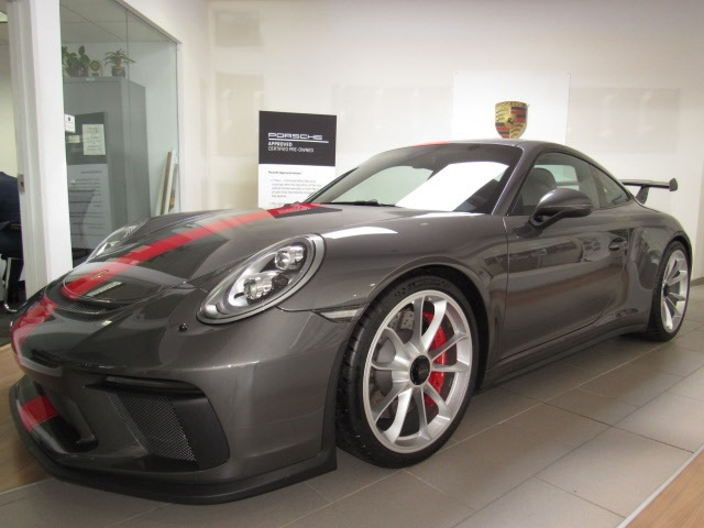 Certified Pre-Owned 2019 Porsche 911 GT3