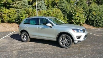 New 2016 Volkswagen Touareg V6 TDI Stock:GD002427