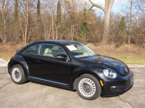 Certified Pre-Owned 2016 Volkswagen Beetle 1.8T SE